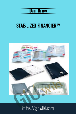 Stabilized Financier™ - Dan Drew