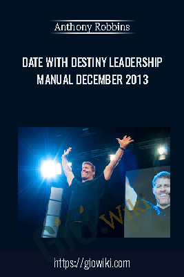 Date With Destiny Leadership Manual December 2013