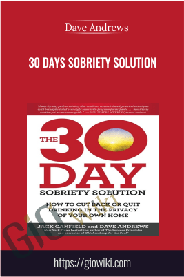 30 Days Sobriety Solution - Dave Andrews
