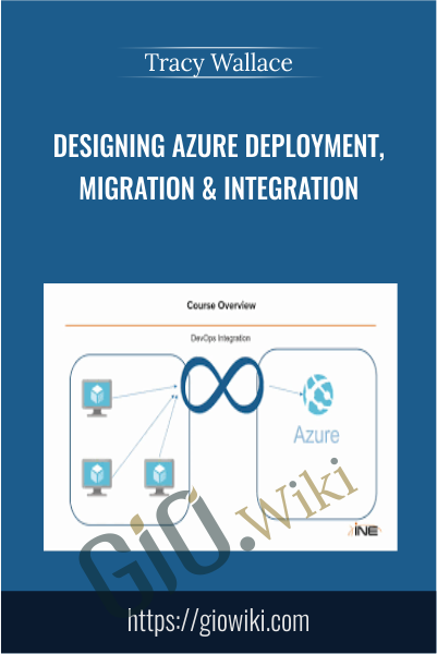Designing Azure Deployment, Migration & Integration - Tracy Wallace