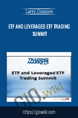 ETF and Leveraged ETF Trading Summit