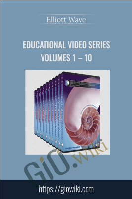 Educational Video Series Volumes 1 – 10 – Elliott Wave