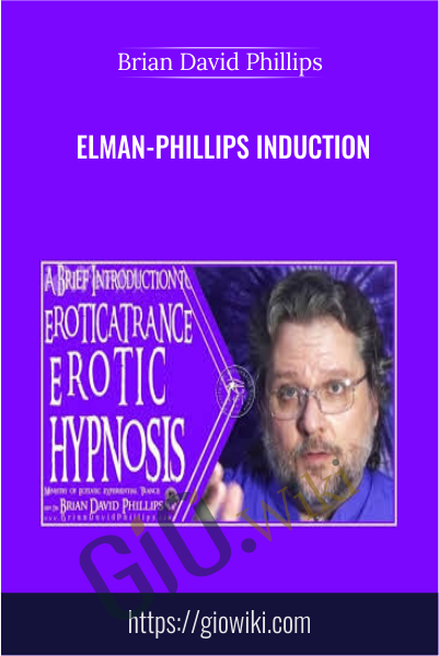 Elman-Phillips Induction - DVD - Brian David Phillips