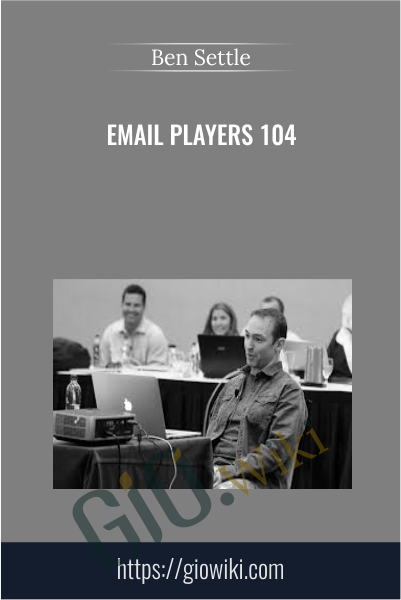 Email Players 104 - Ben Settle