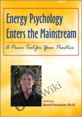 Energy Psychology Enters the Mainstream: A Power Tool for Your Practice - David Feinstein