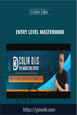 Entry Level Mastermind - Colin Djis