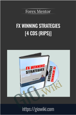 FX Winning Strategies [4 CDs (Rips)] - Forex Mentor