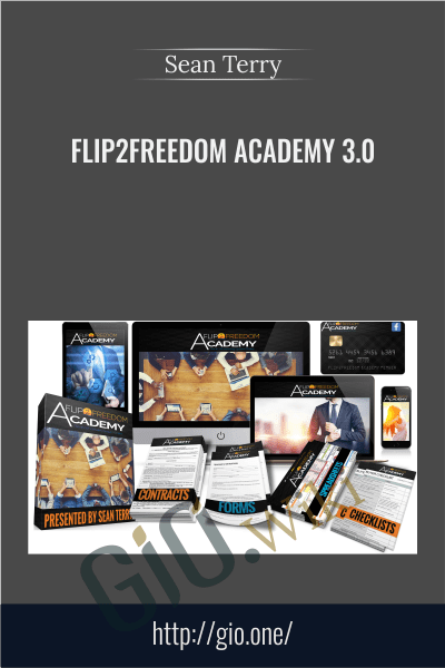 Flip2Freedom Academy 3.0 - Sean Terry