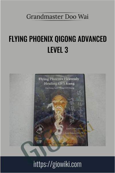Flying Phoenix Qigong Advanced Level 3 - Grandmaster Doo Wai