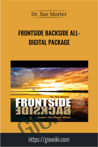Frontside Backside All-Digital Package - Dr. Sue Morter