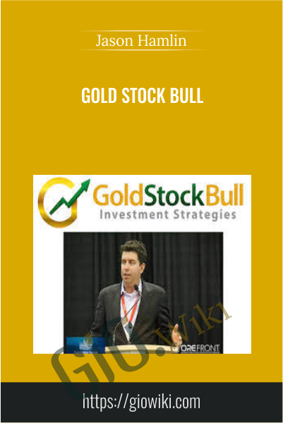 Gold Stock Bull - Jason Hamlin