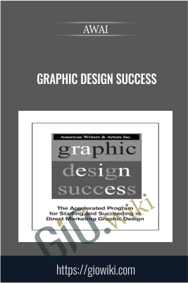 Graphic Design Success - AWAI