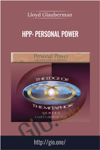 HPP: Personal Power – Dr Lloyd Glauberman