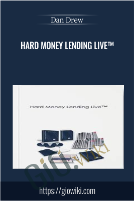 Hard Money Lending Live™ - Dan Drew