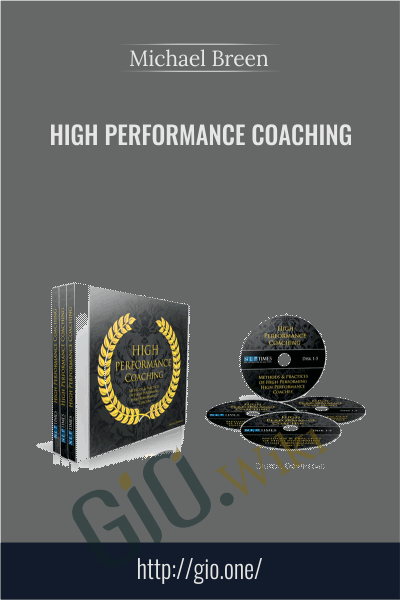 High Performance Coaching - Michael Breen