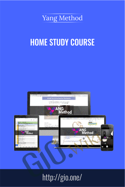 Home study Course - Yang Method