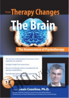 How Therapy Changes the Brain - Louis Cozolino