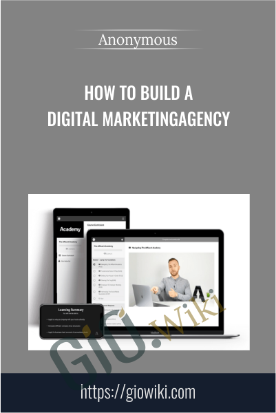 How To Build A Digital Marketing Agency