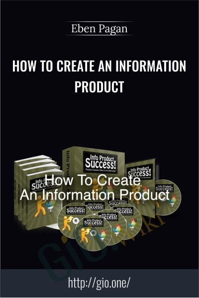 How To Create An Information Product Course