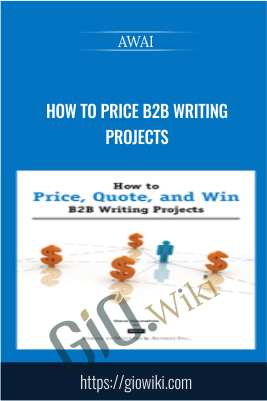 How to Price B2B Writing Projects - AWAI