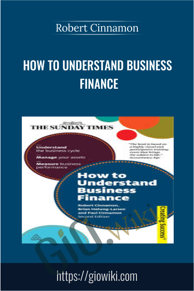 How to Understand Business Finance - Robert Cinnamon