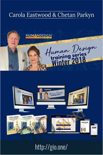 Human Design Training Series - Winter 2018