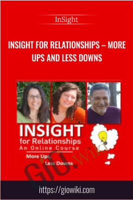 INSIGHT for Relationships – More Ups and Less Downs