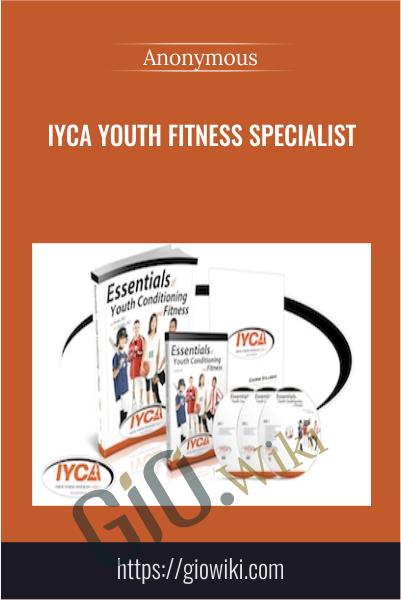 IYCA Youth Fitness Specialist
