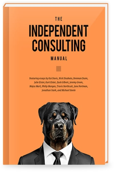 Independent Consulting Manual - Kai Davis