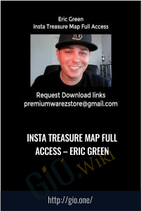 Insta Treasure Map Full Access – Eric Green