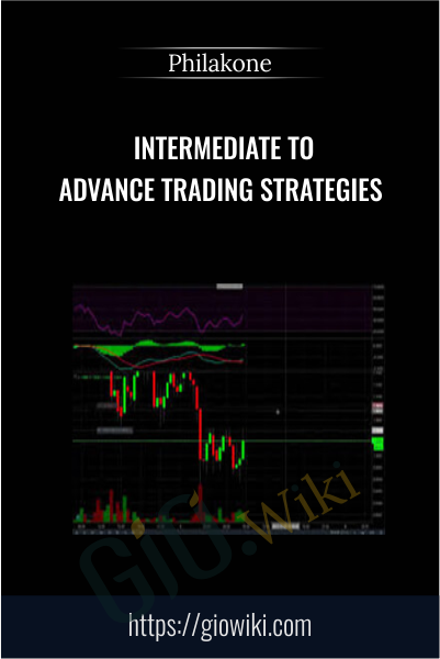 Intermediate to Advance Trading Strategies - Philakone