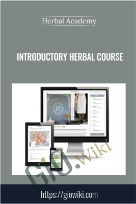 Introductory Herbal Course - Herbal Academy