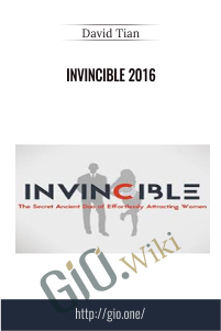 Invincible 2016 – David Tian