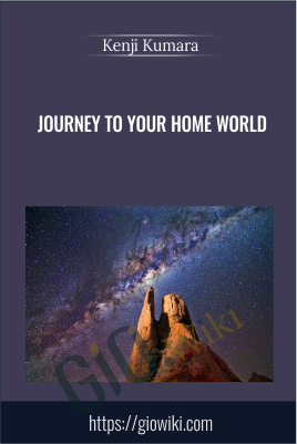 Journey to your home world - Kenji Kumara