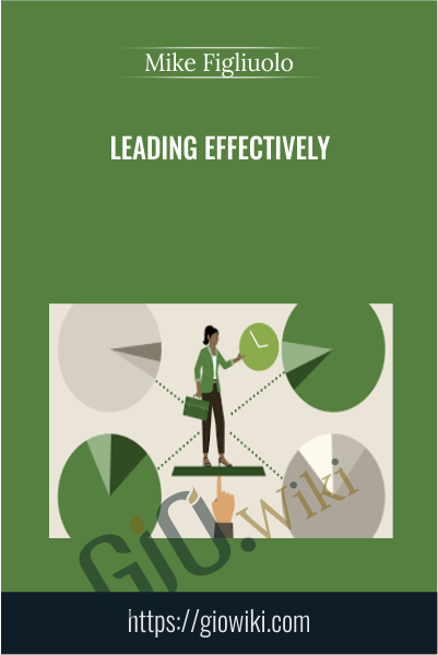 Leading Effectively - Mike Figliuolo