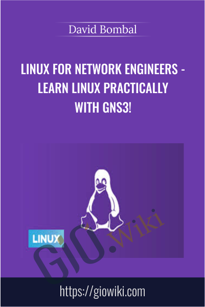 Linux for Network Engineers - Learn Linux Practically with GNS3! - David Bombal