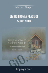 Living From A Place Of Surrender - Michael Singer