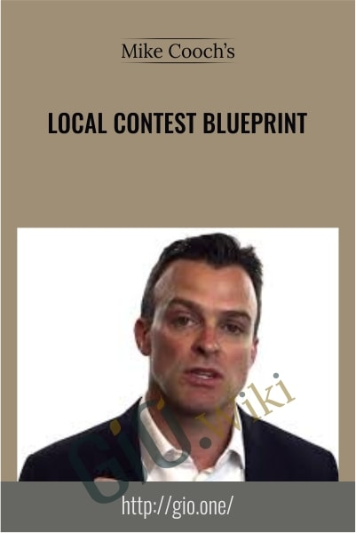 Local Contest Blueprint - Mike Cooch's