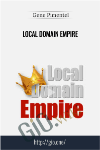 Local Domain Empire - Gene Pimentel