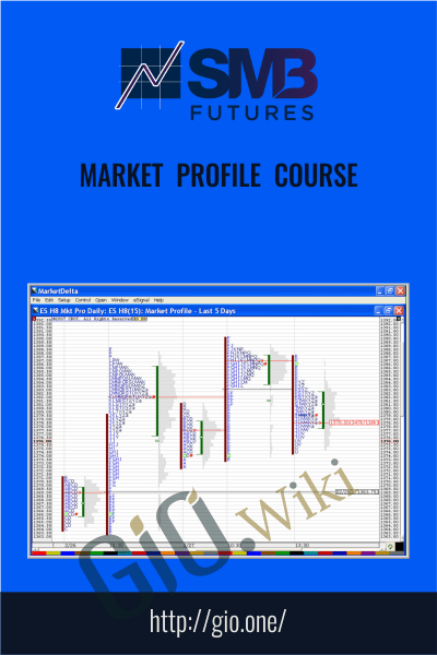 Market Profile Course - SMB