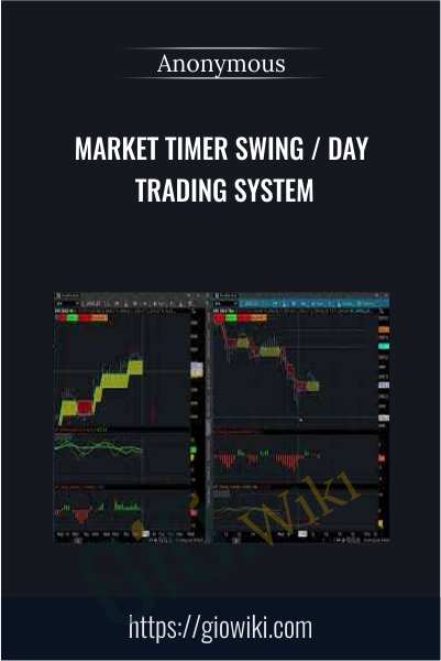 Market Timer Swing / Day Trading System