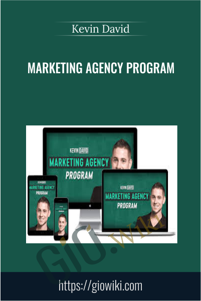 Marketing Agency Program - Kevin David