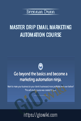 Master Drip Email Marketing Automation Course