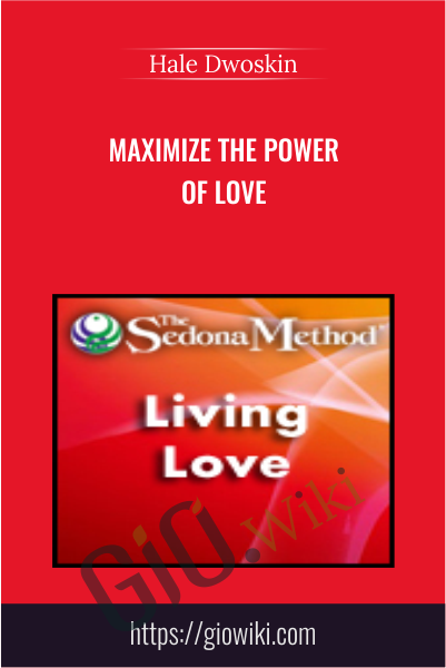Maximize the Power of Love - Hale Dwoskin