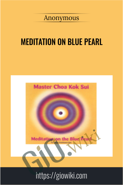 Meditation On Blue Pearl