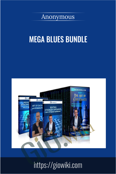 Mega Blues Bundle