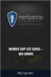Member Ship Site Genus – Ben Adkins