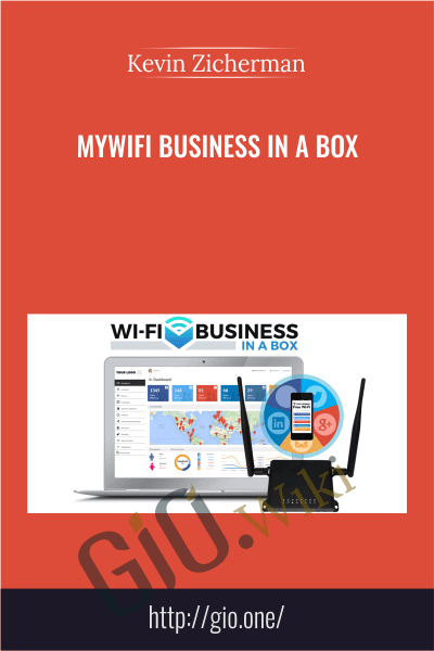 MyWiFi Business in a Box - Kevin Zicherman