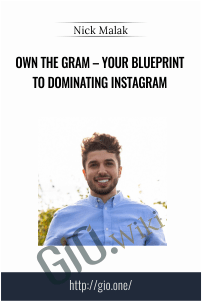 Own The Gram – Your Blueprint To Dominating Instagram