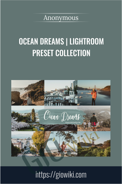 Ocean Dreams | Lightroom Preset Collection